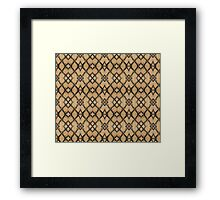 ABSTRACT RECTANGLE 8 Framed Print