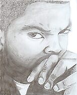 ice cube  by chanel o halloran