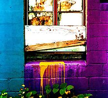 Abandoned building by photoartist63