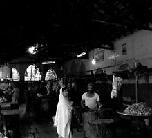 Muslim butchers in Pune, India by deanne2282