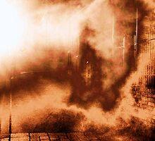 Foggy street by photoartist63