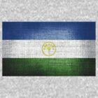 Bashkortostan Flag by Nhan Ngo