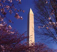 Washington Monument 3 by Kenshots