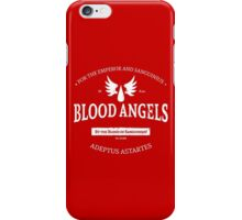 Blood angels  iPhone Case/Skin