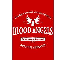 Blood angels  Photographic Print
