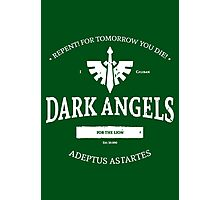 Dark angels Photographic Print
