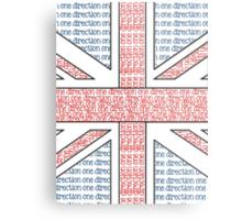 One Direction  Metal Print