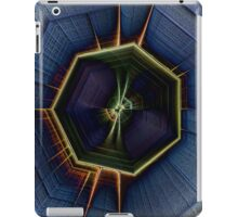 7 Cornered Fractal-Available In Art Prints-Mugs,Cases,Duvets,T Shirts,Stickers,etc iPad Case/Skin