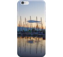 Yachts and Sailboats - Lake Ontario Impressions iPhone Case/Skin