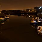 Quiet Night on The Tyne by KevM