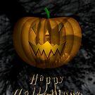 Halloween Invitation by Trevor Patterson