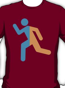 Teleporting Stickman (Portal) T-Shirt