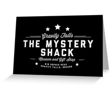 Gravity Falls - The Mystery Shack Greeting Card
