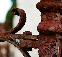 Rusted Iron by housenbaby