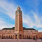 Hassan  II Mosque by Peter Hammer