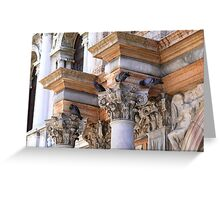 Venice Architecture Greeting Card