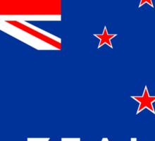 flag of New Zealand Sticker