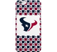 Houston Texans-TWIN Duvet Cover, Posters, Pillows, Tote Bags, Phone Cases, IPad Cases, Laptop Skins, or Mugs iPhone Case/Skin