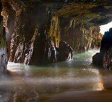 Remarkable Sea Cave by DawsonImages