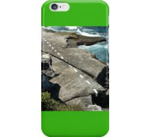 Sculpture By Sea: Road To Nowhere, Australia 2006 iPhone Case/Skin