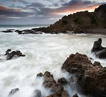 Park Beach, Tasmania by Alex Wise
