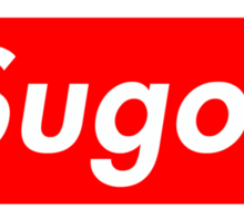 Sugoi Supreme Sticker