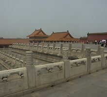 Forbidden City in Beijing by itourbeijing