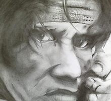 John Rambo by Smogmonkey