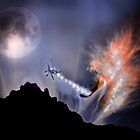 Escaping A Black Hole by CarolM