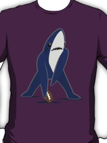 Katy Perry Dancing Tsundere the Shark - Patriots Logo Style T-Shirt