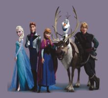Frozen Characters Kids Clothes