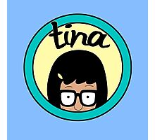 Tina Photographic Print