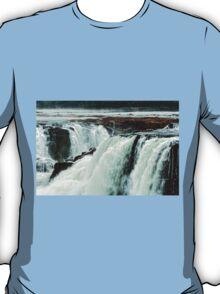 Iguazu Falls - Across the Top  T-Shirt