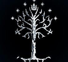 Tree of Gondor by SoldierofGondor
