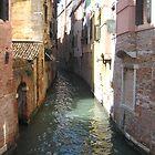 Venizia Canal by aegiis
