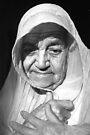 "My Grandmother as ""Mother Teresa"" by Alexander Isaias"