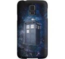 ThroughTime And Space Samsung Galaxy Case/Skin