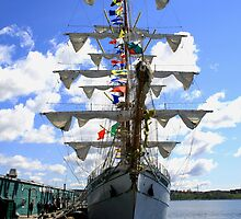 Mexican Tallship by HALIFAXPHOTO