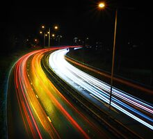 Speed Of Light by Tobias King