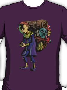 Everybody's Favorite Mask Salesman  T-Shirt
