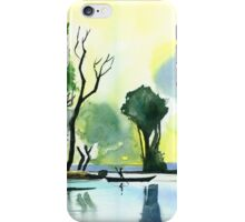Distant Land iPhone Case/Skin
