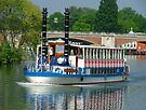 Southern Belle on the Thames by Colin J Williams Photography