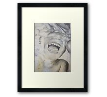 Separation Anxiety No. 4 Framed Print