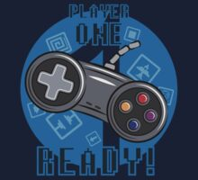 Player One by Mario Neil Gultiano