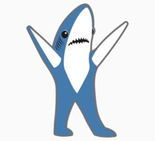 Katy Perry Half Time Performance Dancing Tsundere the Shark Kids Clothes