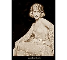 Ziegfeld Girls - Mary Eaton Photographic Print