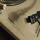 Technics 1200 by ClaretBadger