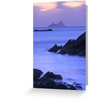 Ballinskelligs Bay, Co.Kerry, Ireland Greeting Card