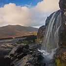 Conor Pass, Co.Kerry, Ireland by Michael Walsh