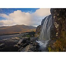 Conor Pass, Co.Kerry, Ireland Photographic Print